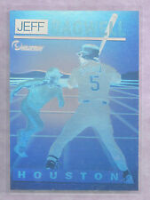 1992 Holoprism R/4 Jeff Bagwell Rookie of the Year Houston Astros Hologram Mint