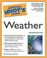 The Complete Idiot's Guide to Weather (2nd Edition)-ExLibrary