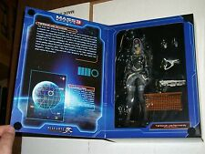 Square Enix Play Arts Kai TALI ZORAH VAS NORMANDY Mass Effect 3 PVC Figure