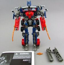 Transformers Dark of the Moon Optimus Prime Complete Voyager DOTM Hasbro
