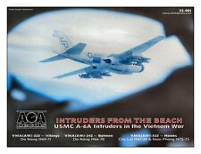 AOA decals 1/32 INTRUDERS FROM THE BEACH USMC A-6A Intruders in the Vietnam War