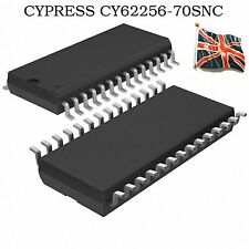 CY62256-70SNC Cypress Integrated Circuit SRAM 28PIN SOIC SMD