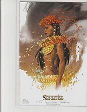 Soulfire New World Order #0 Cover B Comic Retailer Incentive Exclusive Aspen NM