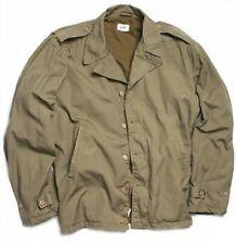 US M41 Army WWII Officier Feldjacke (Repro) Vintage Jacke Jacket L / Large