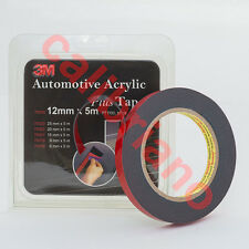 3M Automotive Acrylic Plus Double Sided Attachment Tape 1/2 in