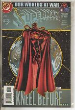 DC Comics Action Comics #780 August 2001 Our Worlds At War NM