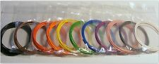 13m 7/0.2mm Equipment Wire Pack  11 Colours - 24 AWG - Stranded
