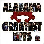 ALABAMA - GREATEST HITS '80s Country music cd 10 songs