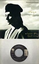 ENYA  Orinoco Flow (Sail Away) / Out Of The Blue  rare 45 with PicSleeve