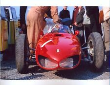 Photograph - Ferrari 156 Sharknose