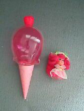 Vintage Liddle Kiddles Tutti Frutti Ice Cream Cone Kone Little Sweet Treats