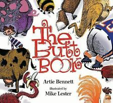 The Butt Book-ExLibrary