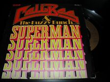 45 tours CELI BEE AND THE BUZZY BUNCH superman RCA 2185