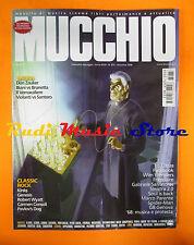 Rivista MUCCHIO SELVAGGIO 653/2008 Kinks Genesis Robert Wiatt  C.Consoli  No cd