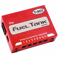 TREX FUEL TANK JUNIOR ISOLATED POWER SUPPLY FOR GUITAR EFFECT PEDALS - BRAND NEW