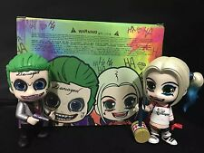 "4""/10cm Action Doll For Suicide Squad DC Super Hero's Harley Quinn & Joker Toy"