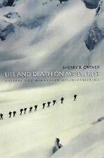 Life and Death on Mt. Everest-ExLibrary