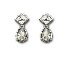 Swarovski Jewelry Eveline Pierced Earrings 5030680 NIB $85