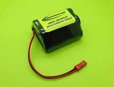 6v 2500 AA HUMP BATTERY PACK 4 RC CARS TRUCKS / BEC / MADE IN USA / 2505H-BEC