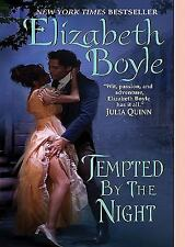 Tempted by the Night by Elizabeth Boyle VG C (2008, Paperback) (Not an E-Book)