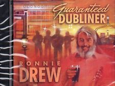 Ronnie Drew - Guaranteed Dubliner - Cd - New/Sealed