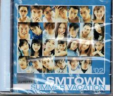 SMTOWN / '02 Summer Vacation in Smtown.com[ Korea CD]  *SEALED*  $2.99 S/H