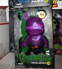 "Disney Vinylmation Holiday Series 2 Halloween 9"" Mickey Ghosts Bats Pumpkins NEW"