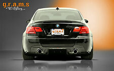 BMW 3 Series E90 / 93 IN FIBRA DI CARBONIO Diffusore Posteriore / Undertray, prestazioni, Bodykit