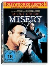 Misery - James Caan - Kathy Bates - DVD - OVP - NEU