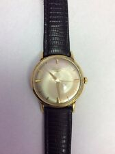 14K YELLOW GOLD LONGINES SWISS MADE WATCH