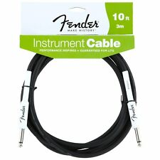 Genuine Fender Guitar Cable - 10 Serie Performance Pies (3 metros)