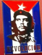Che Guevara Cuba Pin Badge Socialist Revolutionary
