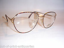 UNWORN Retro Stock RRP £75 UNISEX Glasses Spectacle FRAME ZIMCO Italy 0080