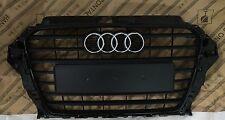 Original Audi a3 tuning calandre noir brillant a3 à partir de 2013