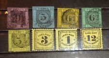 lot old Germany Baden State stamp mint used