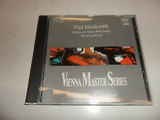 CD Vienna Master Series Paul Hindemith