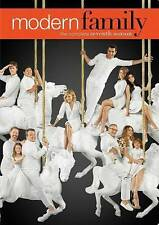 Modern Family: Season 7 DVD, 2016 Brand New Sealed Julie Bowen Sofia Vergara