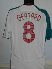 Liverpool 3rd Shirt ( 2006/2007* GERRARD 8) large men's #205