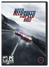 Ea Need For Speed Rivals - Racing Game - Dvd-rom - Pc (73036)
