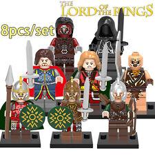 El Señor de los Anillos - Lord of The Rings - Minifigure LEGO PACK 8