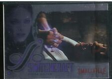 Smallville Season 4 FOIL Switchcraft Chase Card SW5