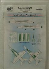 Leading Edge 1/48 Mask for Hasegawa F/A-18 Hornet A/B/C/D versions