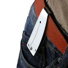 Tool Outdoor Survival Pocket Folding Camping Knife Fishing Rescue Money Clip