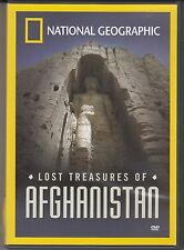 "NATIONAL GEOGRAPHIC'S ""LOST TREASURES OF AFGHANISTAN"" 2006 ""IN THE LINE OF FIRE"""