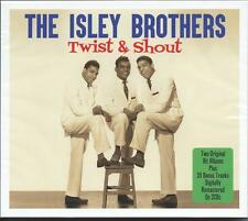 The Isley Brothers - Twist & Shout (2CD 2015) NEW/SEALED