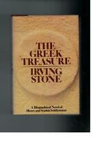 The Greek Treasure - Irving Stone - 1975