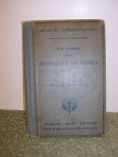 THE COMEDY OF THE MERCHANT OF VENICE by William Shakespeare