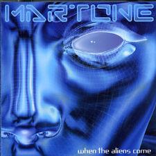 Martone - When the Aliens Come [New CD]