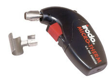 IRODA Cordless Gas Heat Shrink Tubing Gun Torch Micro 650C Micro-Therm Hot Air