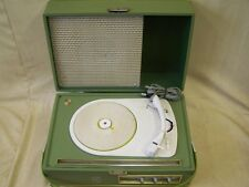 Age ZIPHONA Turntable with Pipe Amplifier and Speaker, GDR